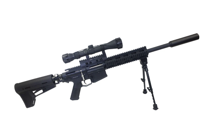 RAP4 468 Bolt Action Sniper