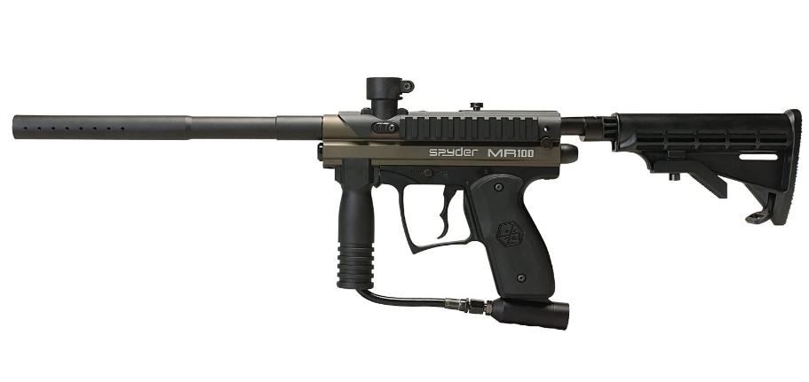 Spyder MR 100