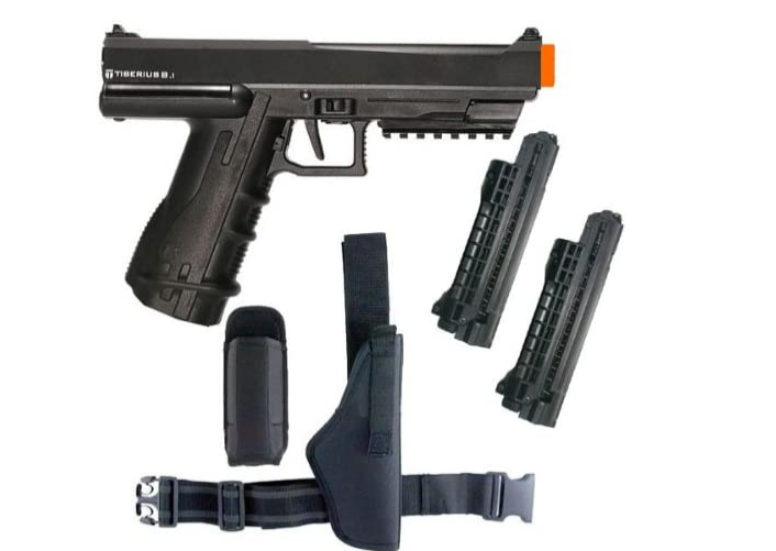 Tiberius Arms T8.1 Paintball Marker Gun Pistol