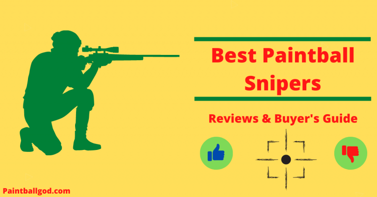 Best Paintball Snipers 2021