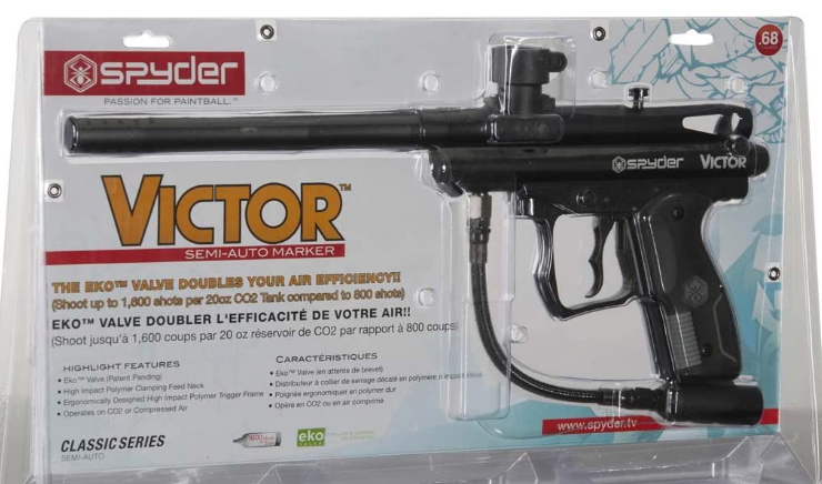 Spyder Victory Paintball Marker