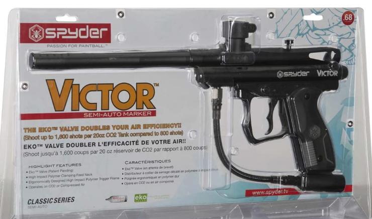 Spyder Victor