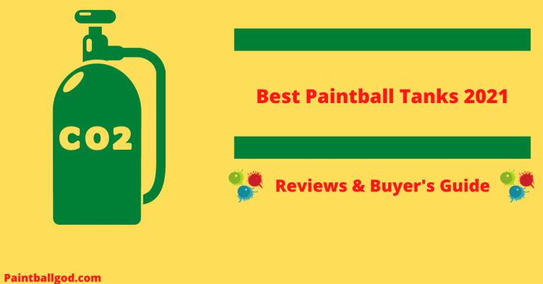 Best Paintball Tanks 2021