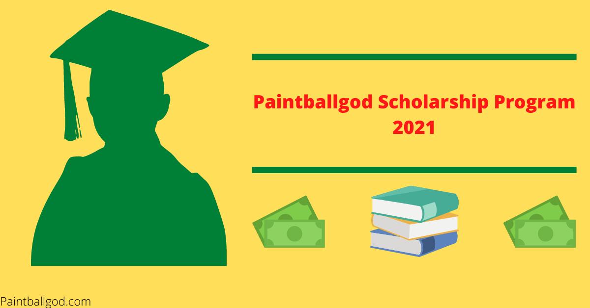 Paintballgod Scholarship