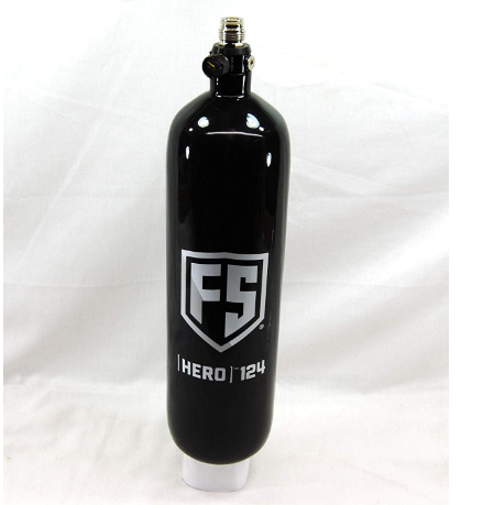 First Strike Hero 2.0 Compressed Air HPA 4500 PSI Paintball Tank