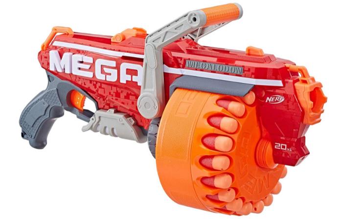 Nerf Meglodon N-Strike Mega Toy Blaster