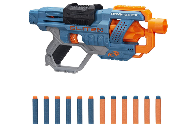 Nerf Elite 2.0 Commander RD-6 Blaster