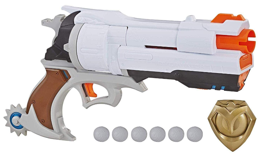 Nerf Overwatch McCree Rival Blaster