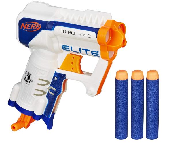 Nerf N-Strike Elite Triad EX-3 Toy