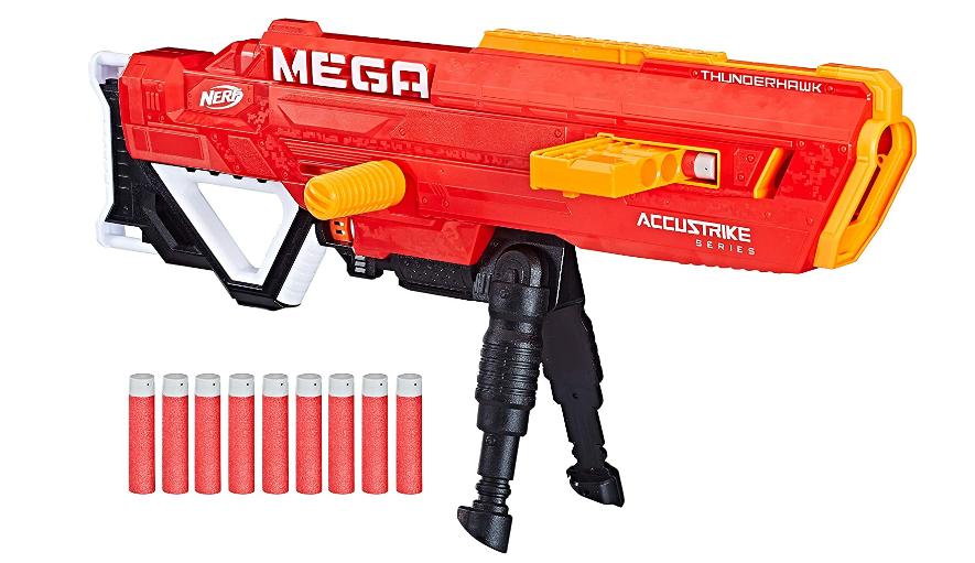 Thunderhawk Nerf Accustrike Mega Toy