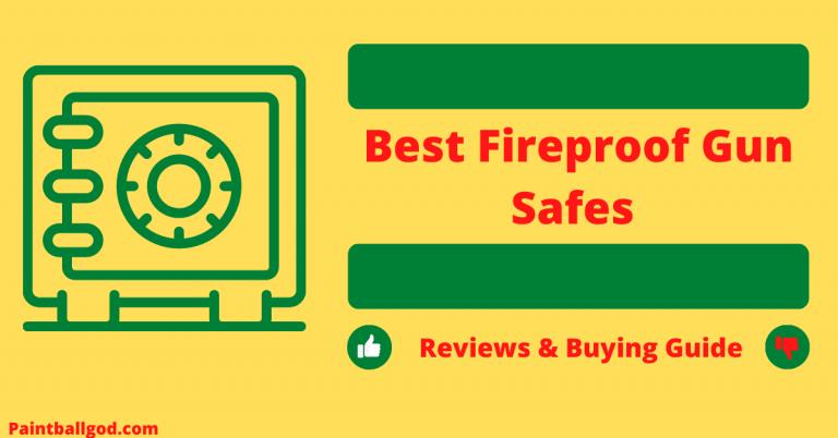 Best Fireproof Gun Safes